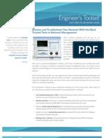Solar Winds Toolset Datasheet