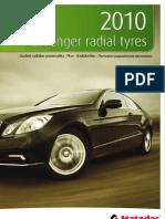 Matador - Passenger Tyres 2010