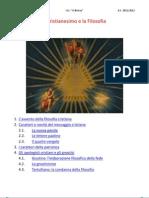 Il Cristianesimo e La Filosofia