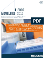 Nouvelties Brochure 2010 11 2 2mb