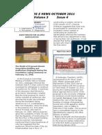 Aaceg e News October 2011