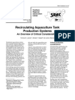 28844411 Recirculating Aquaculture Tank Production Systems an Overview of Critical Considerations