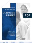 HIV Interventions for Young People in Humanitarian Emergencies