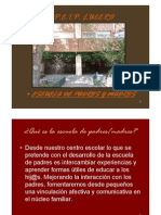 Microsoft Power Point - Escuela de Padres