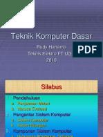 0-Teknik Komputer Dasar