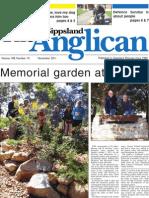 The Gippsland Anglican November 2011