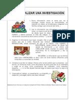 Instrucciones para la realización de las actividades y Rúbricas
