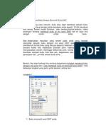 Langkah Membuat Buku Dengan Microsoft Word 2007