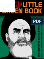 khomeini - The Little Green Book
