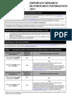 Re Enrol Forms 12011