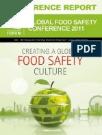 2011 Food Safety ExecSum