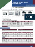 DELACAMP CP3525 Customer Information