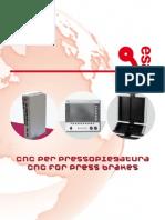 S500 CNC for Press Brakes