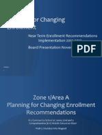 PlanningForChanging Enrollment