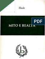 Mito e Realta Eliade Mircea