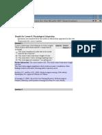 Q&A Physiologic Adaptation-1