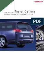Honda Accord Tourer 7th Gen Prefacelift Accessories