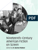 19th Century American Fiction on Screen