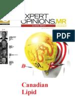 Canadian Lipid Guidelines Update