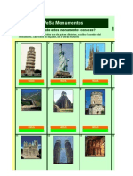 Monumentos Del Mundo 50 VACIA