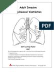 Adult Invasive Mechanical Ventilation