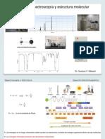 TEMA 8. Espectroscopia y Estructura Molecular (G. Silbestri