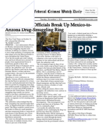 November 1, 2011 - The Federal Crimes Watch Daily