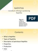 Naphtha Quality | Petroleum | Natural Gas