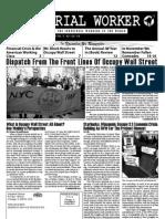 Industrial Worker - Issue #1740, November 2011