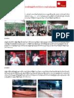 NLD Activities on October, 2011