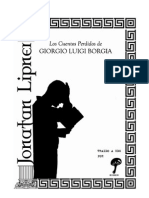 Los Cuentos Perdidos de Giorgio Luigi Borgia
