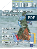 MAGICK & THEURGY - ISSUE 01 - Heart of the Hermetic Tradition - This is a free publication of the Academia Platonica