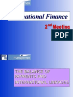 Meeting 2 - International Balance of Payments & Trade Barriers