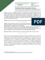 004 Articulo No.01 - Practica No 3 [Calibración De Instrumentos y Tratamiento Estadístico]