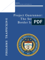 Project Gunrunner - The Southwest Border Initiative