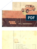 Manual Del Fiat 600 S