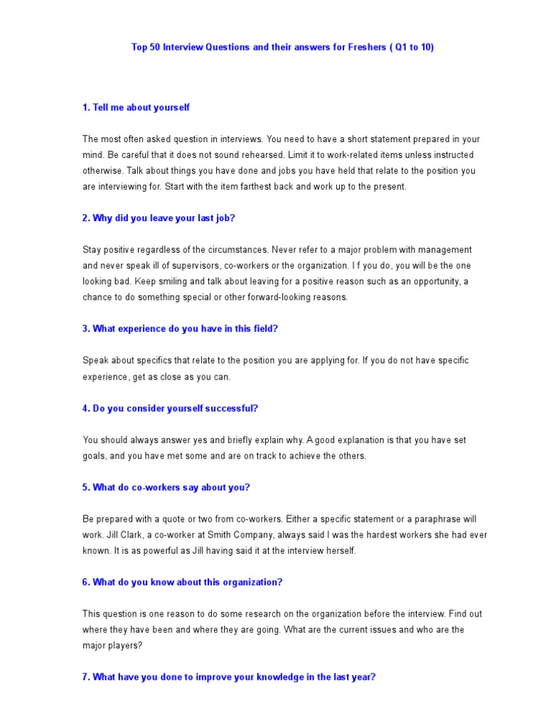 Asset management interview questions and answers pdf
