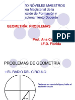 Problemas Geometricos Ana Cabrera