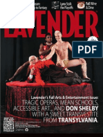 Lavender Issue 426