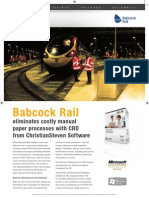 ChristianSteven Software  Babcock Case Study for CRD