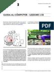 Guida al Computer - Lezione 1