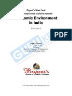 Environment Economic