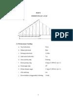 BAB II Perhitungan Atap