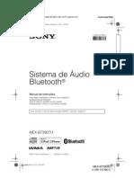 Manual Rádio