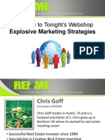 Marketing Webinar