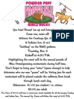 Powder Puff Flyer 11-01-11
