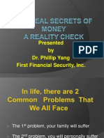 FFS the Secret of Money Saving Power Point Presentation