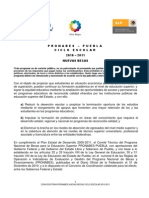 Convocatoria Nuevas Becas Ronabes 2010-2011