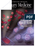 3minute Blood Film Evaluations