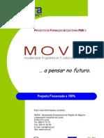 Folheto MOVE PME1 Julho 2011